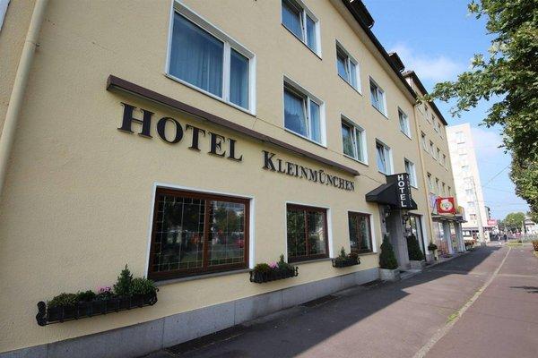 Hotel Kleinmunchen Garni - фото 23
