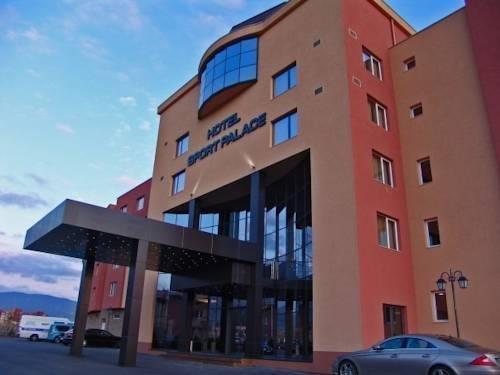 Hotel Sport Palace - фото 9