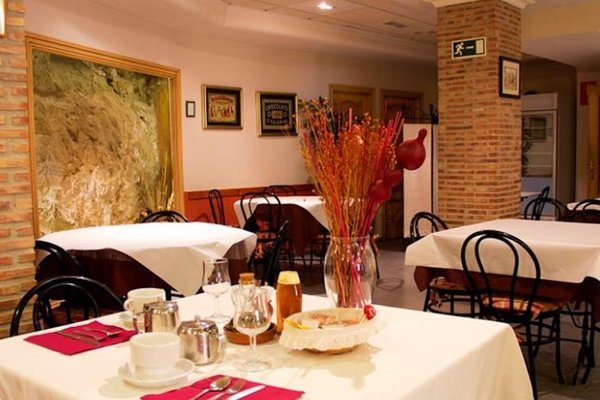 Hostal Restaurante El Pozo - фото 17