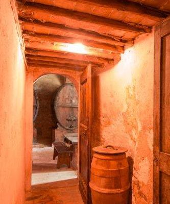 Agriturismo Borgo Villa Certano - фото 17