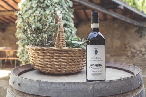 Agriturismo Borgo Villa Certano - фото 20