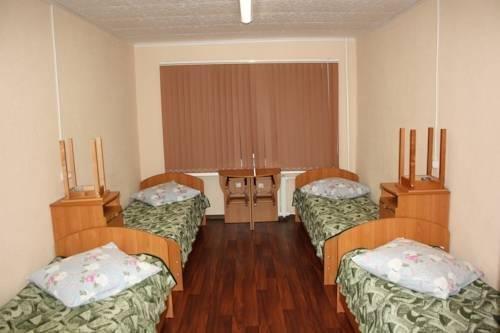 Tsentralnaya Hotel, Воркута