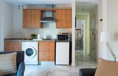 Апарт-отель Apartamentos Altamira - фото 14