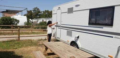Camping 3 Estrellas - фото 23