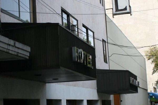 Hotel Bonampak - фото 22