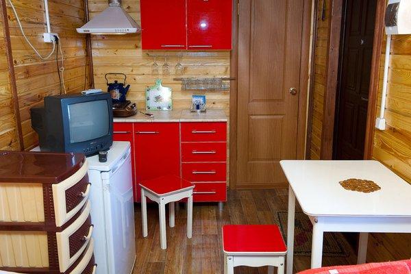 Гостевой дом Гостевые домики - фото 16