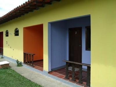Гостиница «Pousada Beija Flor», Barra de São João