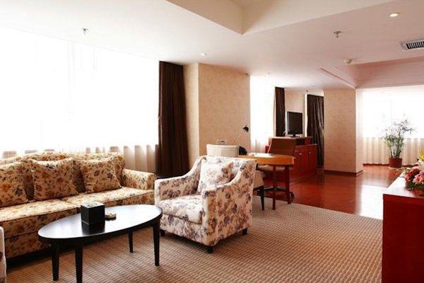 Tangshan Aishite Suite Hotel - фото 27