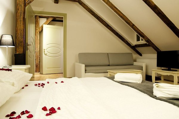 Отель Dolce Vita Suites Boutique - фото 16