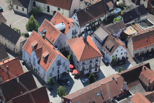 Hotel-Gasthof Lamm - фото 20