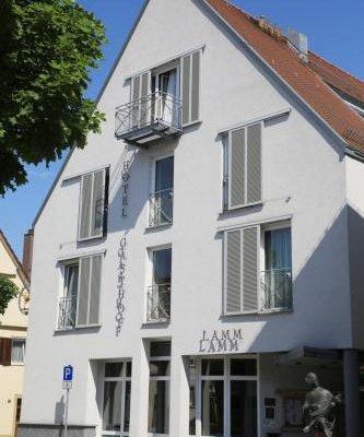 Hotel-Gasthof Lamm - фото 21
