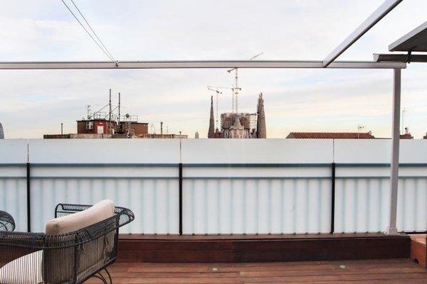 Sagrada Familia Views Penthouse - фото 9