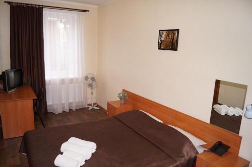 Гостиница Комфорт - фото 5