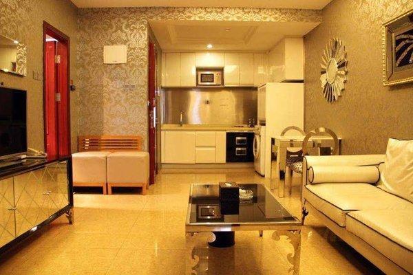 Guangzhou Royal River Waifiden Apartment - фото 13