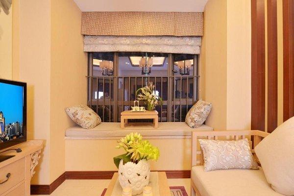 Guangzhou Royal River Waifiden Apartment - фото 14