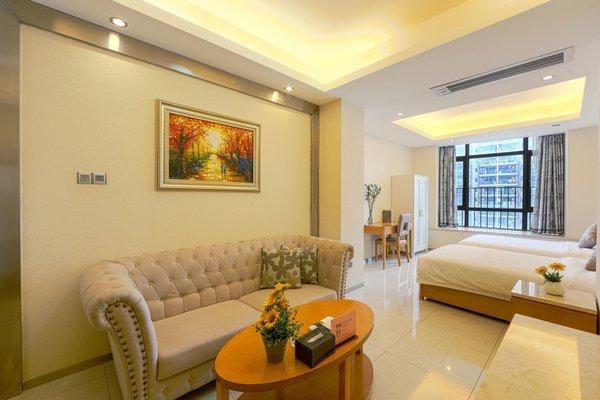 Guangzhou Royal River Waifiden Apartment - фото 6