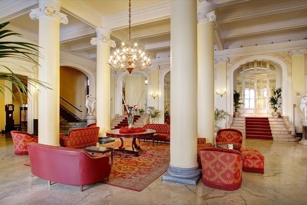 Grand Hotel Et Des Palmes - фото 13