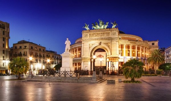 Grand Hotel Et Des Palmes - фото 22