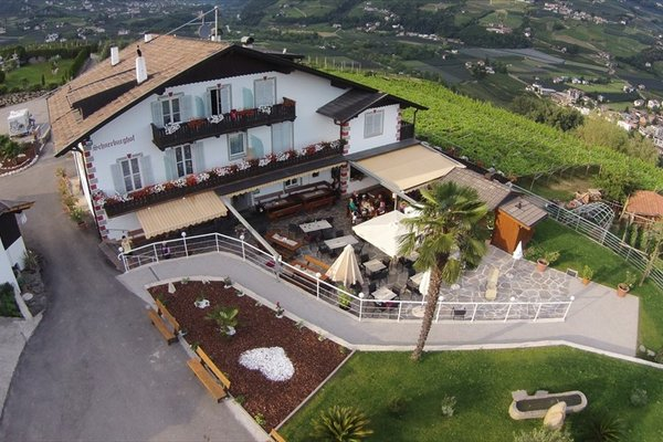 Гостиница «Schneeburghof Pension», Мерано