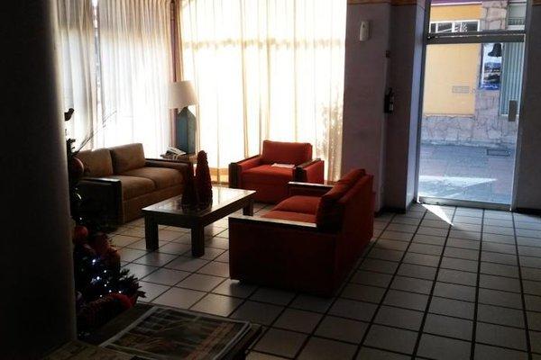 Hotel Los Arcos - фото 11