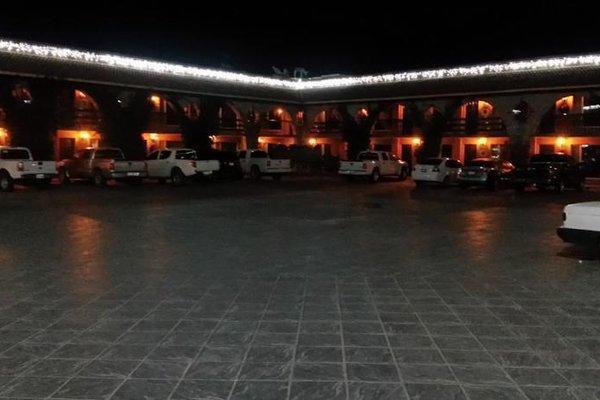 Hotel Los Arcos - фото 18