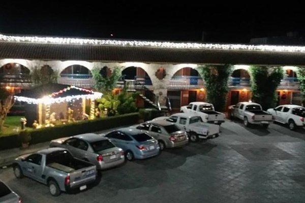 Hotel Los Arcos - фото 19