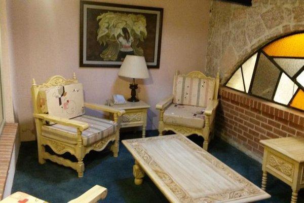 Hotel Los Arcos - фото 3