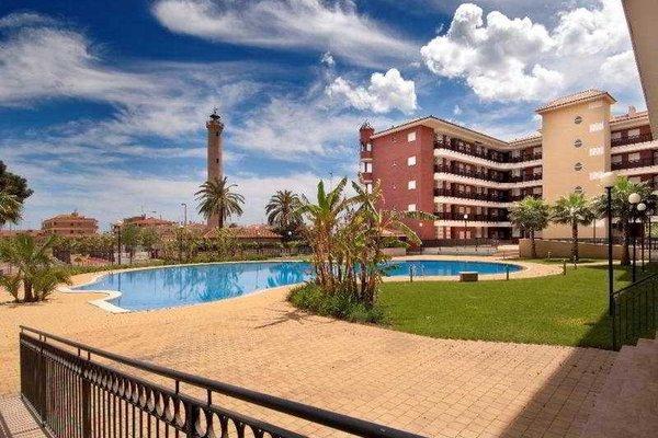 Гостиница «Maeva Valencia Canet Playa», Канет-де-Беренгер