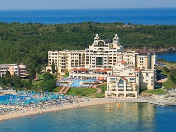 Duni Marina Royal Palace Hotel - Все включено
