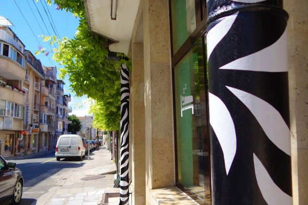 Hostel Zebra - фото 19