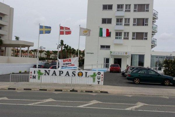 Napasol Boutique Hotel - фото 15