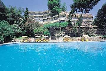 Гостиница «Monte Picayo», Пусоль