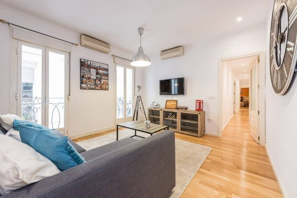 Apartment de la Montera - фото 2