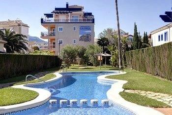 Residencial El Castell Apartment - фото 12