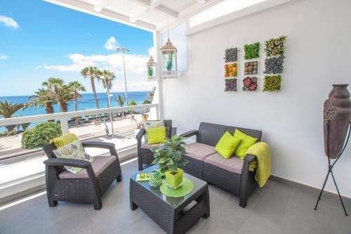 Oceano Apartment Seaview - фото 8