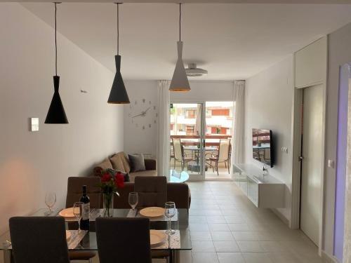 Apartamento en Playa Flamenca (residencial El Rincon) - фото 10