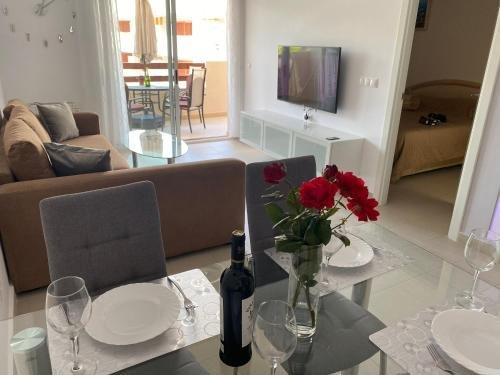 Apartamento en Playa Flamenca (residencial El Rincon) - фото 11