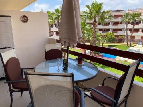 Apartamento en Playa Flamenca (residencial El Rincon) - фото 17