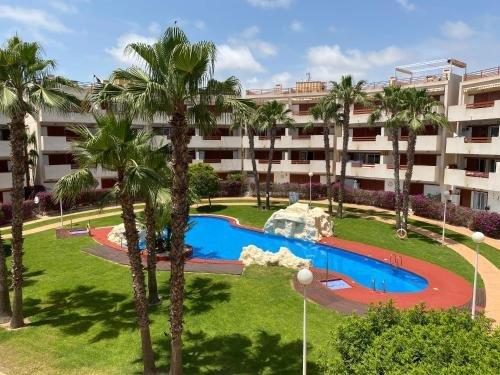 Apartamento en Playa Flamenca (residencial El Rincon) - фото 9
