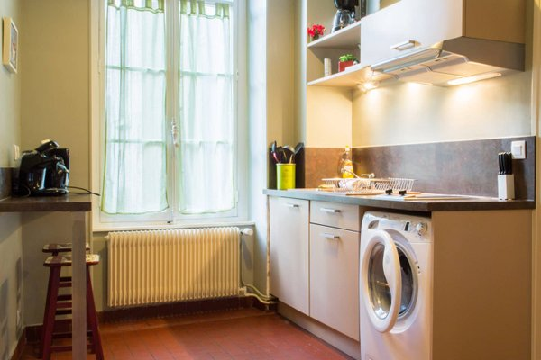 Appartement Le Buffon - фото 10