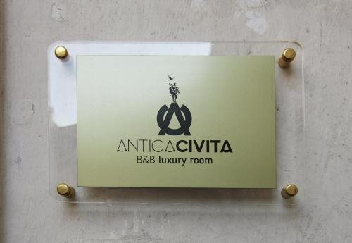Antica Civita B&B Luxury Room - фото 2