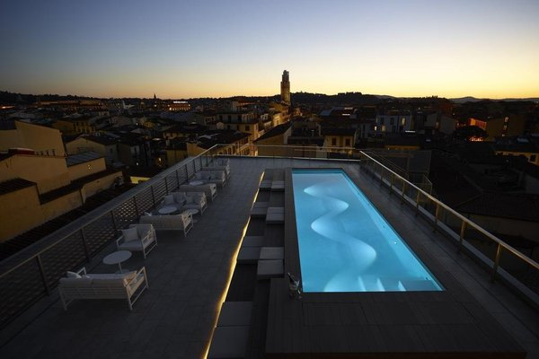 Hotel Glance In Florence - фото 19