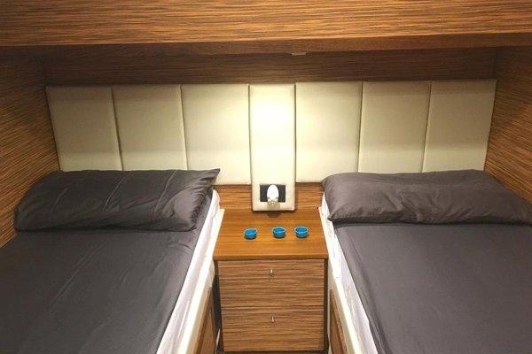 Blue III yacht - фото 3