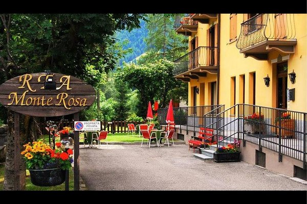 R.T.A. Hotel Monte Rosa - фото 21