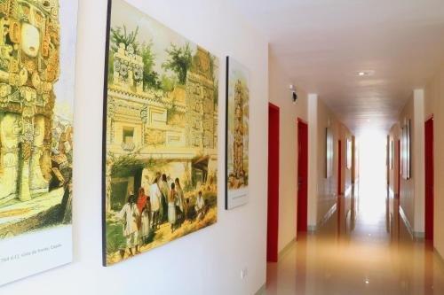 Hotel Zar Merida - фото 3