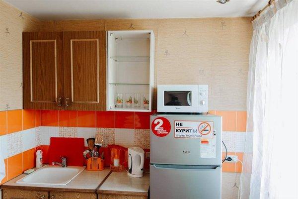 Apartment V Gosti na Tsiolkovskogo 50 - фото 7