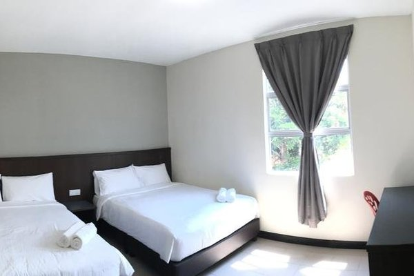 Kelibang Comfort Inn - фото 11