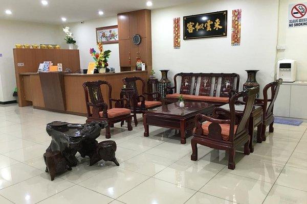 Kelibang Comfort Inn - фото 13