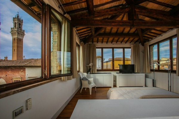 B&B Le Logge Luxury Rooms - фото 17