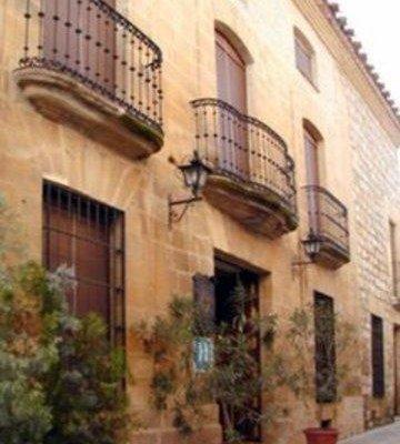 Гостиница «PALACETE SANTA ANA», Баэса